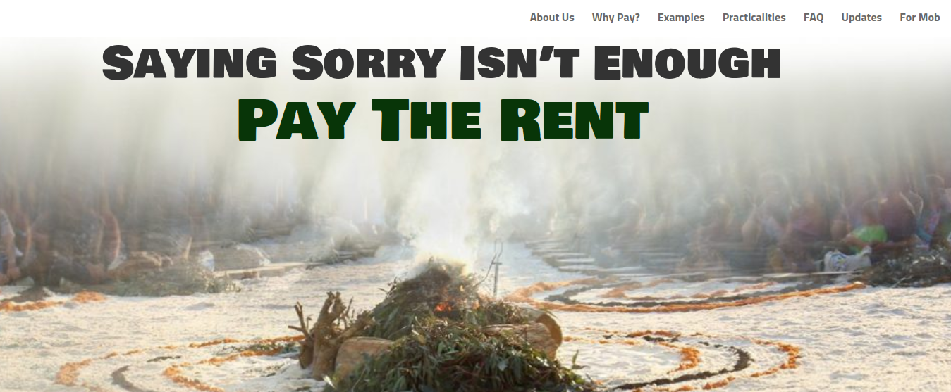 Pay the rent website